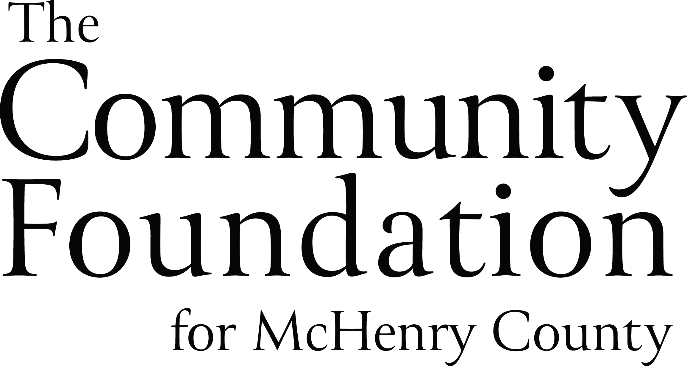 The Community Foundation For McHenry County An Affiliate of the Chicago Community Trust